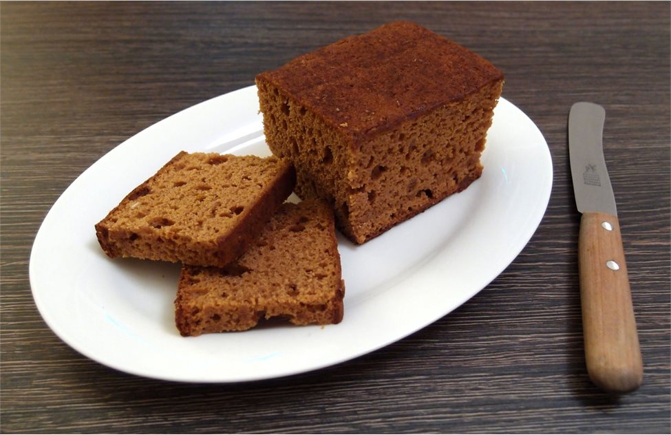 Image: Gingerbread cake