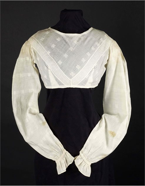 Image: Cotton bodice, early 1800's HOYFM.2012.286 © National Museums Northern Ireland