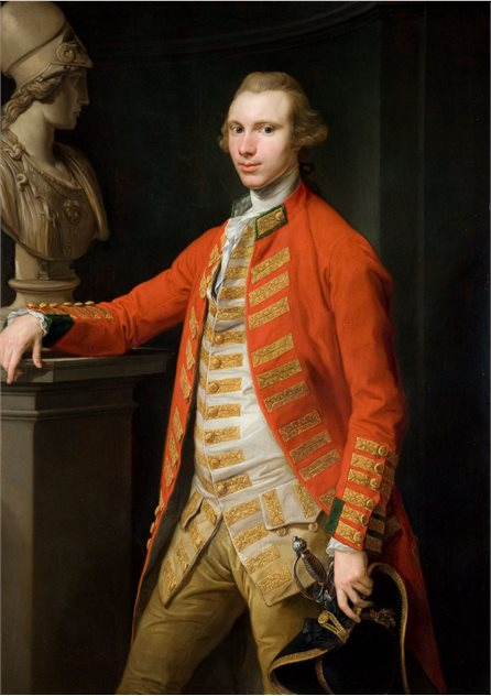 Image: James Stewart of Killymoon, County Tyrone (1741–1821), Pompeo Batoni (1708–1787)