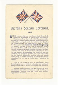 Ulster's Solemn Covenant