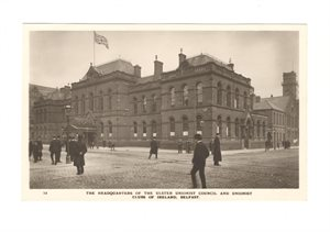 The Headquarters of the Ulster Unionist Council and Unionist Clubs of Ireland, Belfast