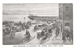 Gun Running at Bangor