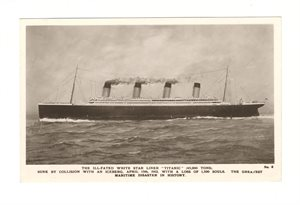 "The Ill-Fated White Star Liner ""Titanic"""