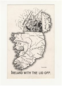Ireland With The Lid Off
