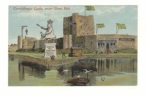 Carrickfergus under Home Rule