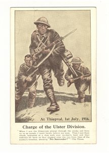 Charge of the Ulster Division