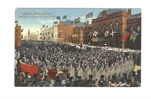 Belfast makes History, Opening of Provisional Government