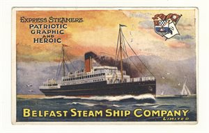 Belfast Steam Ship Company Limited