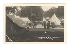 Baronscourt UVF Camp