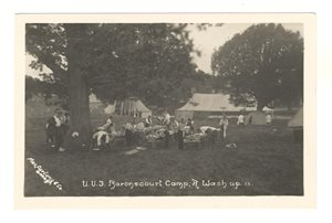 UVF Baronscourt Camp