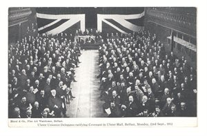 Ulster Unionist Delegates