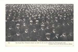 Sandy Row Volunteers