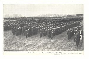 Belfast Volunteers at Balmoral