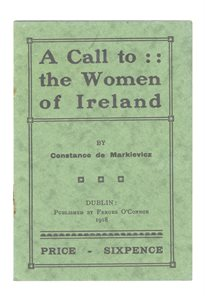 A Call to the Women of Ireland