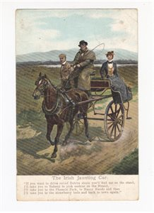 The Irish Jaunting Car