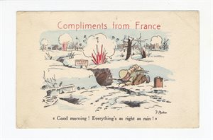 Compliments from France