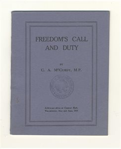 Freedom's Call and Duty