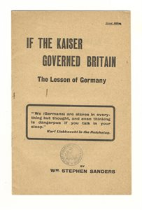 If the Kaiser governed Britain