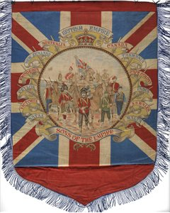 Ulster Unionist Convention 1892 Bannerette