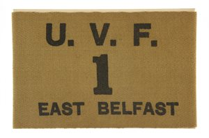 UVF (Ulster Volunteer Force)