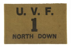 UVF 1, North Down