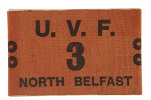 UVF 3 North Belfast