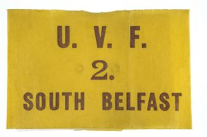 U.V.F. (Ulster Volunteer Force)