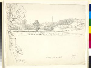 Derry from the South (1833)