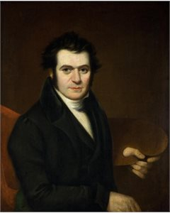 Self-Portrait (c.1854)