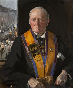 Sir Edward Mervyn Archdale, PC, DL 1853 - 1943 (1928)