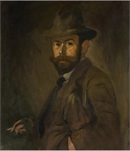 Self-Portrait (c.1912)