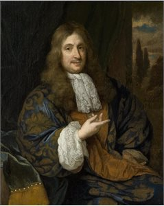 Portrait of a Gentleman (c. 1690)