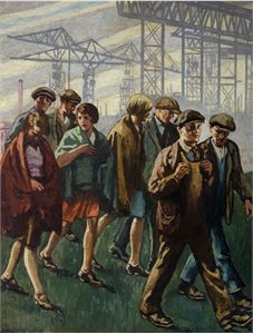 Return From Work (c.1931)