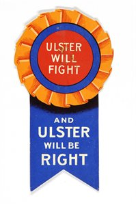 Unionist Political Badge