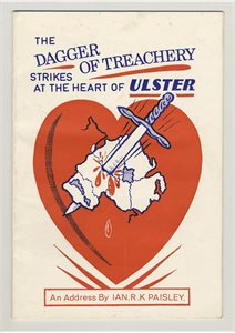 The Dagger of Treason Strikes at the Heart of Ulster