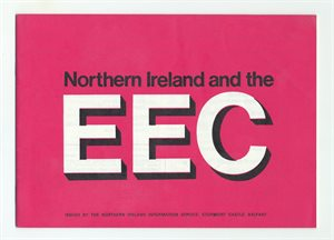 Northern Ireland and the EEC