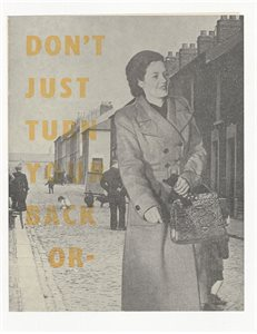 Don't Just Turn Your Back