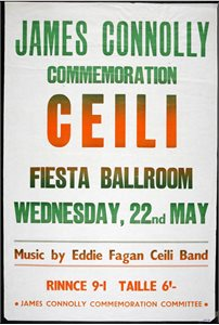 James Connolly Commemoration Ceili