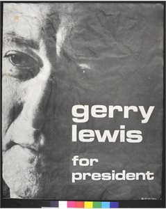 Gerry Lewis for President