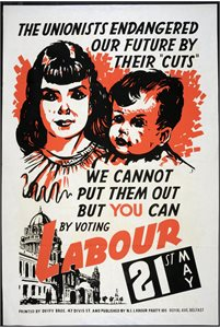 The Unionists Endangered our Future by Their Cuts