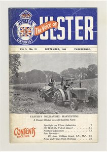 The Voice of Ulster