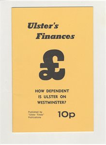 Ulster's Finances