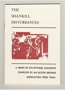 The Shankill Disturbances