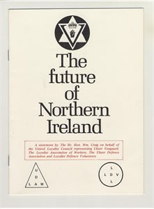 The Future of Northern Ireland