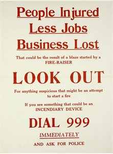 Look Out - Dial 999