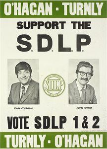 Support the SDLP