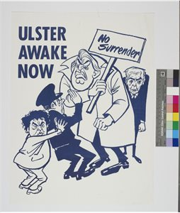Ulster Awake Now - No Surrender