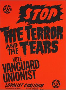 Stop the Terror and the Tears