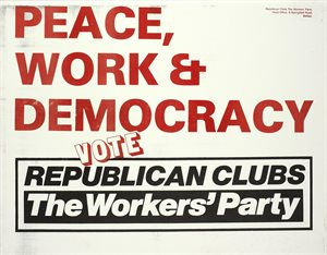 Peace, Work & Democracy