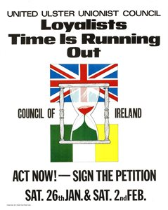 Loyalists Time is Running Out